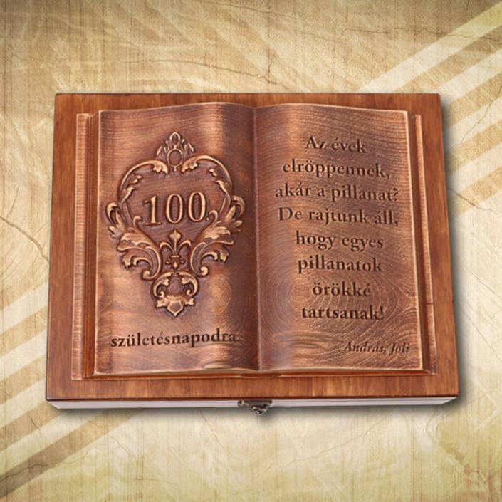 Ajándék 100. születésnapra