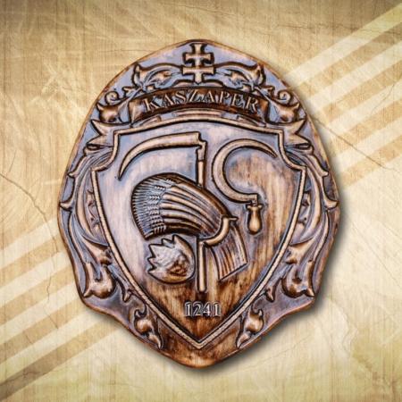 Kaszaper címere