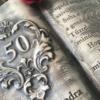 50. szülinapi fakönyv vintag 2e