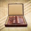70. születésnapra ajándék fakönyv idézettel-Mívesfa