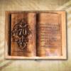 70. szülinapi fakönyv T fényes