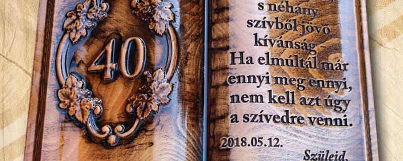 Mívesfa fakönyvek