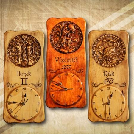 Horoszkópos faliórák