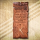 Házi áldás verses falióra