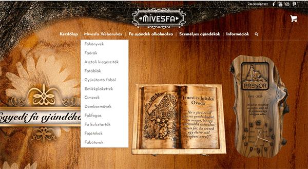 Kategória Mívesfa webáruháza