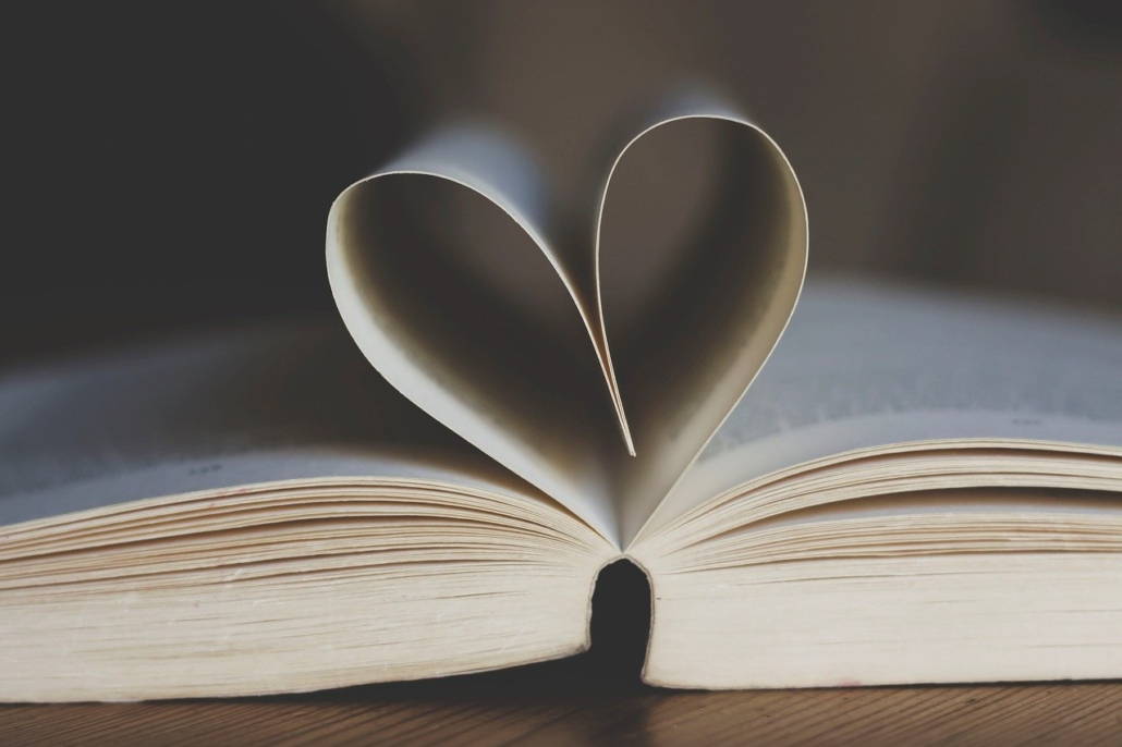 könyv szeretete