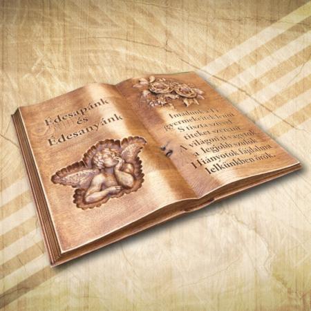Síremlék fakönyv